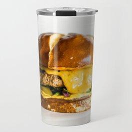 Delicious Hamburger Travel Mug