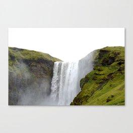 Iceland // Skogafoss- Canvas Print