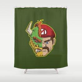 Mario Chimera Shower Curtain