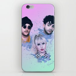 After Laughter   Digitial Painting iPhone Skin