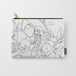 Flower Bouquet_1 Carry-All Pouch
