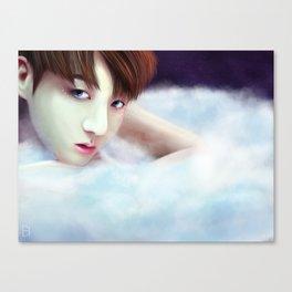BTS - Jungkook - Angel Canvas Print