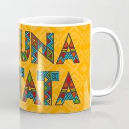 C13D No Worries Coffee Mug