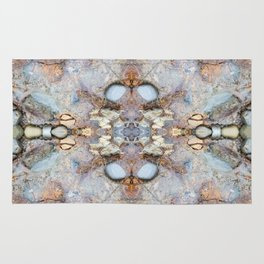 Blasting Creation (Mandala-esque #17b) Rug