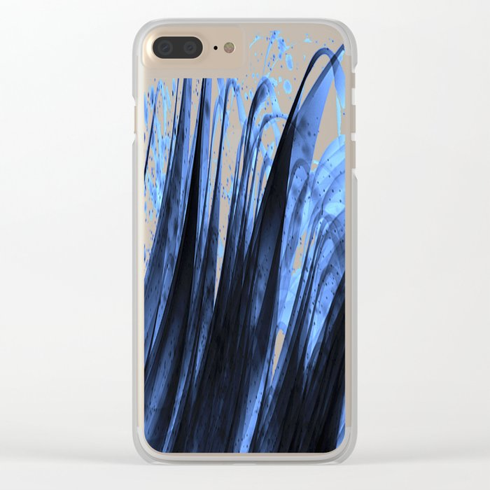 movement I Clear iPhone Case