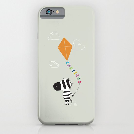 The Happy Childhood iPhone & iPod Case