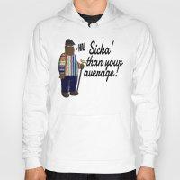 biggie smalls Hoodies featuring Biggie Smalls by TUFF Clothing