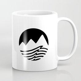 Sea Mountain Coffee Mug