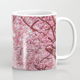Cherry Blossom in Greenwich Park Coffee Mug