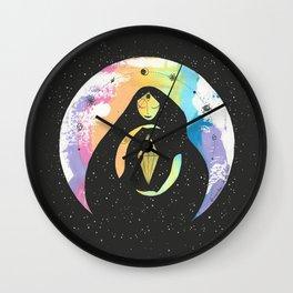 Believe in Your Self Wall Clock