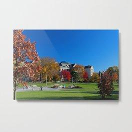 University of Toledo Campus IV Metal Print