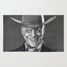 JR Ewing Rug
