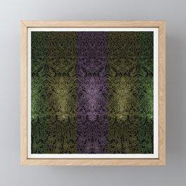 Butterfly Field 8 Framed Mini Art Print
