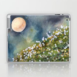 Moon Drops on Sacred Ground Laptop & iPad Skin