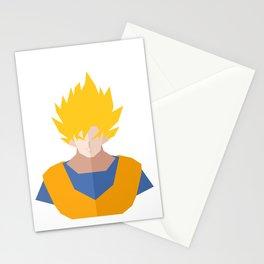Goku SSJ Stationery Cards