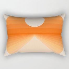 The Distance Rectangular Pillow