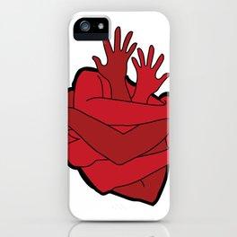 heart myself iPhone Case