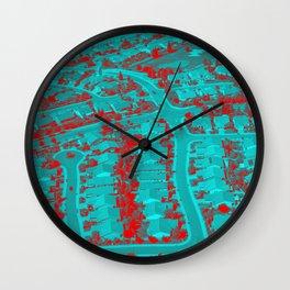 Ticky Tacky 2.0 Wall Clock