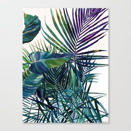 The jungle vol 2 Canvas Print