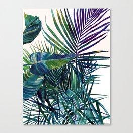 The jungle vol 2 Canvas Print