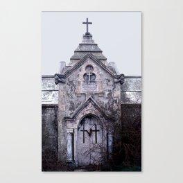 The Italian Vault Canvas Print
