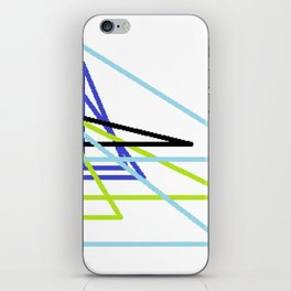 What's your angle...? iPhone Skin