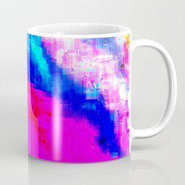 Glitchy Pinkness Coffee Mug