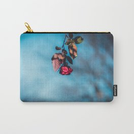 Elegance Everywhere - Rose Carry-All Pouch