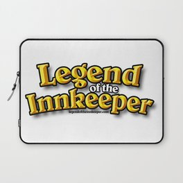 Legend of the Innkeeper Podcast Laptop Sleeve