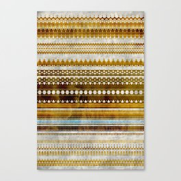 WATERMARKS 1 Canvas Print