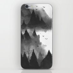 Smoky Mountains iPhone Skin