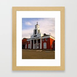 Lakewood Theatre Framed Art Print