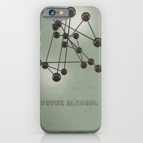 Drunk Alcohol iPhone & iPod Case