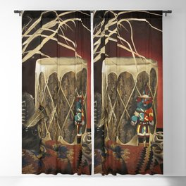 Spirits of our Ancestors Blackout Curtain