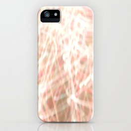 So many lights. iPhone Case