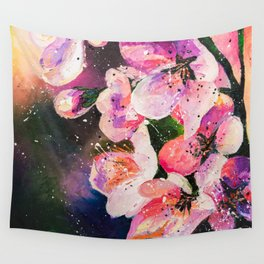 BLOOMING Wall Tapestry