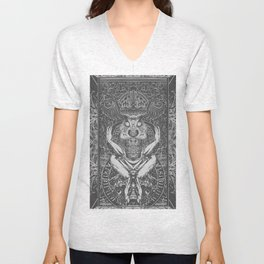 3:33 Live From the Grove - Moloch print Unisex V-Neck