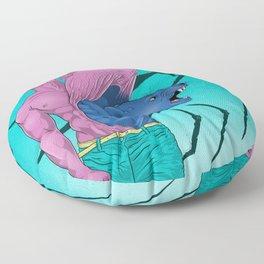 Peel & Reveal Floor Pillow