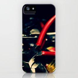 Steel iPhone Case