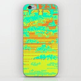 0033X (2013) iPhone Skin