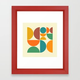 SYSTEMS 47 Framed Art Print