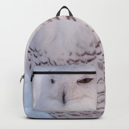 Harfang des neiges Backpack