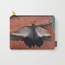 Forest Giant Owl Butterfly Carry-All Pouch