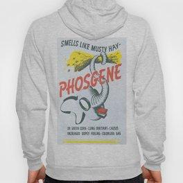 Vintage poster - Phosgene Hoody