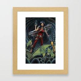 Rookery Framed Art Print