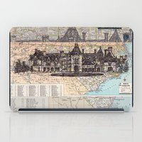 north carolina iPad Cases featuring North Carolina by Ursula Rodgers