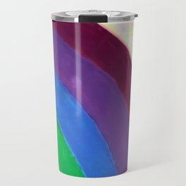 rainbow love (z) Travel Mug