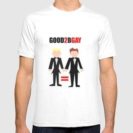 GOOD2bGAY T-shirt