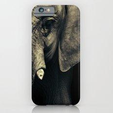 Elephant's face iPhone 6s Slim Case