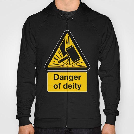 Danger of Deity Hoody